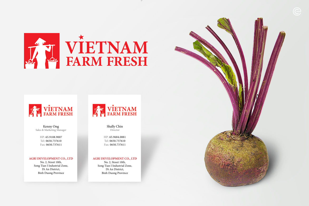 Vietnam Farm Fresh Branding, Ease Communications